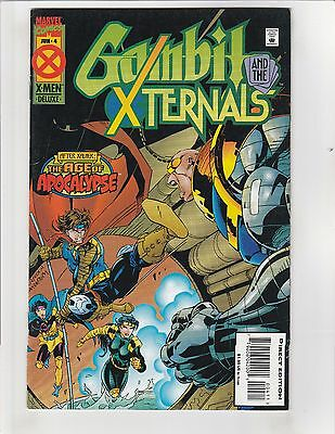 Gambit and the X-Ternals #4 VF 8.0 Marvel Comics Age of Apocalypse