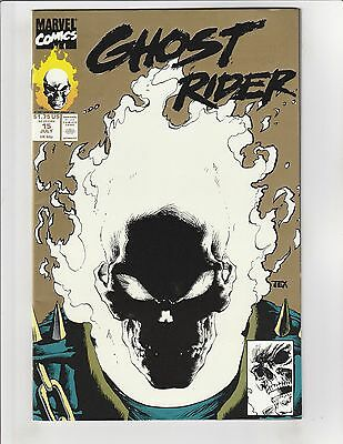 Ghost Rider (1990) #15 VF/NM 9.0 2nd Print Marvel Comics Glow-In-Dark Cover