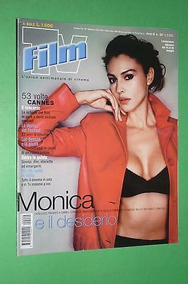 Magazine Film Tv N.20/2000 Monica Bellucci