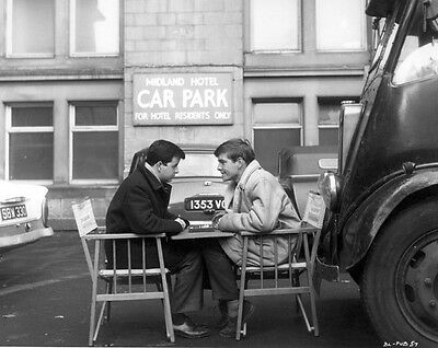 Rodney Bewes and James Bolam UNSIGNED photo - H6352 - The Likely Lads
