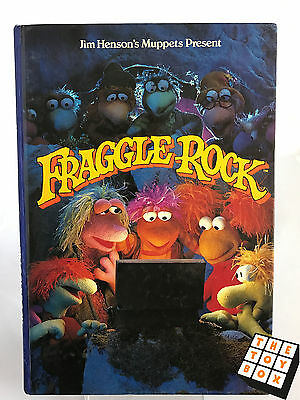 Fraggle Rock Storybook Annual Book 1984