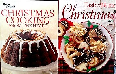 Taste of Home Holiday & Celebrations and Christmas Cooking from ...