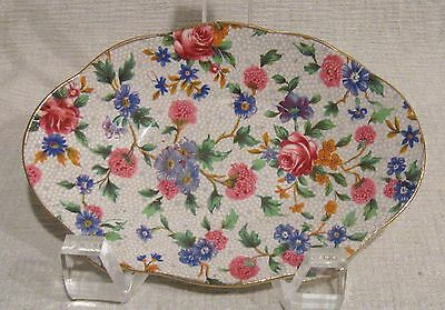 Royal Winton Old Cottage Chintz Pin Tray