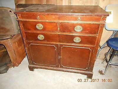 Vintage Drexel New Travis Court Collection Sideboard Buffet