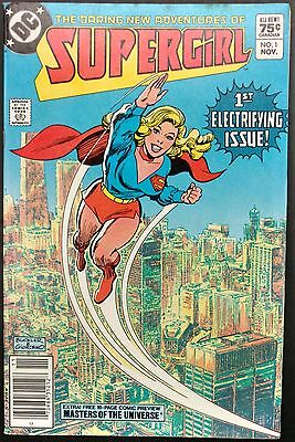 Daring New Adventures Of Supergirl 1982 #1 To 23 Vf+ Nice Grades Tv Lois Lane