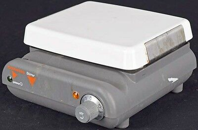 "Corning PC-410 Lab Benchtop 7x5"" Ceramic Variable Speed Magnetic Stirrer"