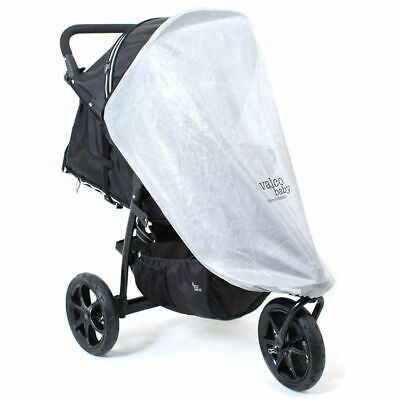 Valco Baby Mirror Mesh Bug/UV Protection/Shade for Tri Mode/Quad X Stroller