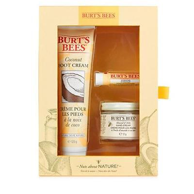 Burts Bees Nuts About Nature Gift Set