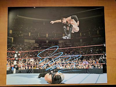 Finn Balor Signed 11x14 Photo WWE nxt