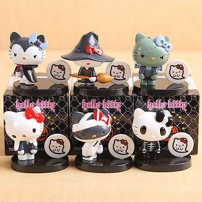 Hello Kitty monsters collection Halloween series figure toy