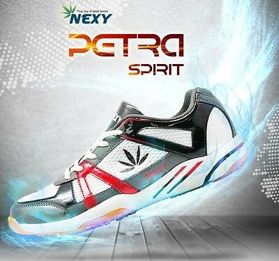 Brand New 2017 Nexy Petra Spirit Table Tennis Shoes UK stock