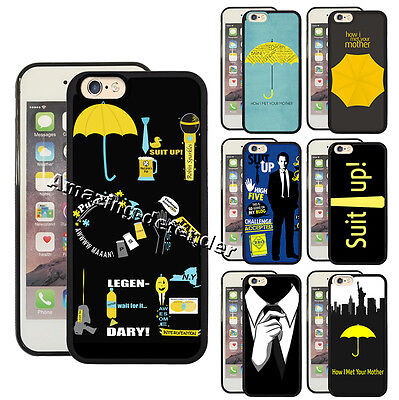 How I Met Your Mother Phone Case Cover Fit for Iphone & Samsung