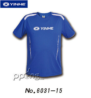 Brand New 2017 Yinhe Table tennis shirt UK Stock