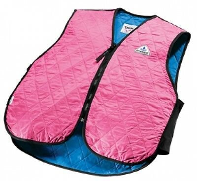 Techniche Hyperkewl Ladies Pink Summer Riding Evaporative Cooling Sport Vest