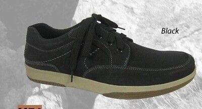 Helmsmans  Mens Nubuck Leather Casual Shoes / Deck Shoes / Trainers / Holiday