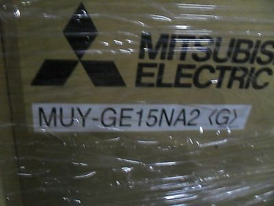 Mitsubishi outdoor MUYGE15NA2 15,000 BTU for cooling