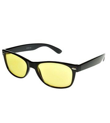 Dyslexic Reading Aid vision Yellow Glasses Helping With Dyslexia
