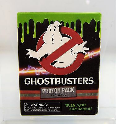Ghostbusters Proton Pack & Wand Deluxe Mega Kit NOB*
