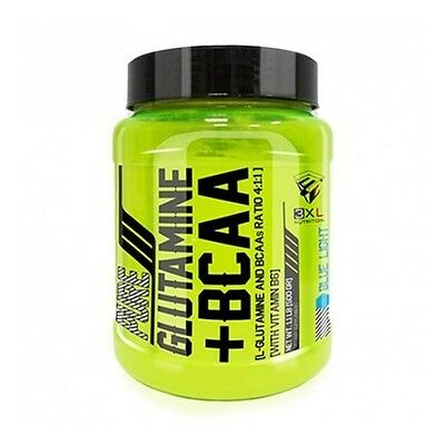 3XL Nutrition Pure Glutamina + BCAA 4.1.1, 500gr