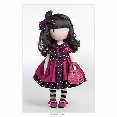 Santoro London Gorjuss Doll Ladybird - New
