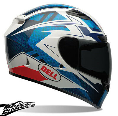 Bell Qualifier DLX Helmet - Clutch Blue - Transitions Adaptive Shield Included