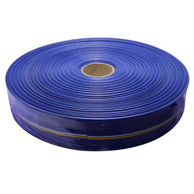 """ECO LAY FLAT HOSE - MADE FROM EVA - 50MM X 100MTR Water Hose LAYFLAT HOSE 2"""""""