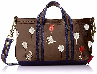 Disney Winnie the Pooh pochette Mini Bag smartphone case ROOTOTE JAPAN NEW