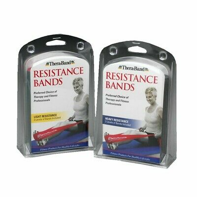 Thera-Band Resistance Bands 5-Foot Cut Length Thera-Band