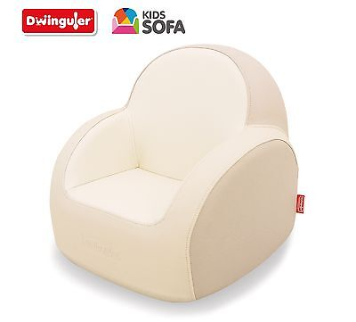 Dwinguler - Kids Sofa - Sand Beige - Kinder Sofa - Child Sofa