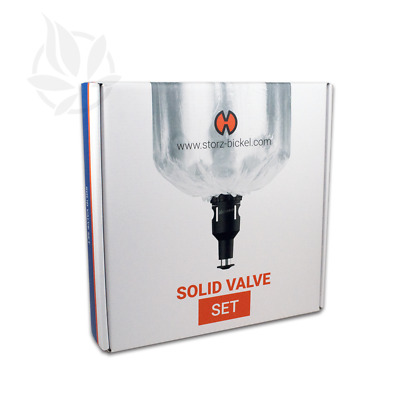 Solid Valve Starter Set for Volcano Classic & Digit by Storz & Bickel