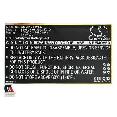 Replacement Battery For AMAZON 26S1001-A1 (1ICP4/82/138)