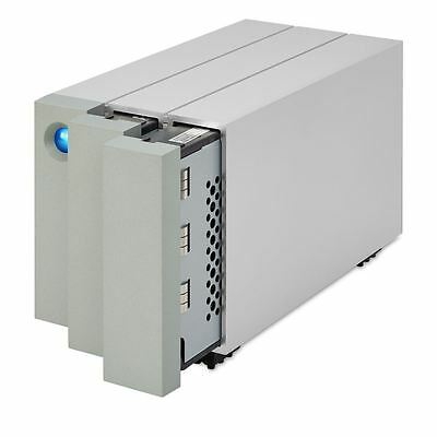€ 299+IVA LACIE 2Big Thunderbolt 2 2-Bay (No Disk) RAID Enclosure
