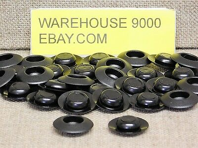 25 - Plastic Undercoat Rust Plugs, Caps, button, Fluid Film, Wool Wax, USA made