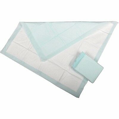 50 Underpad 17x24 Dog Puppy Pet Potty Training Disposable Pad Medical Grade