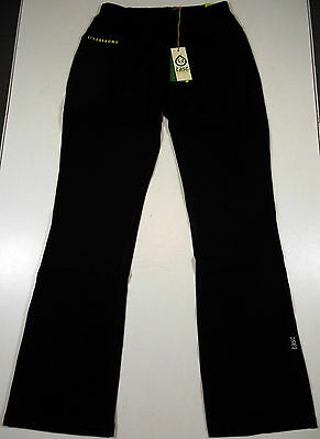 NEW Womens tasc Bamboo WOW Livestrong Fitted Loose Fit Pant Sz. XS.Free Shipping