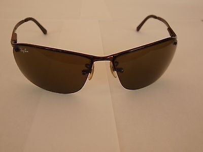 Ray Ban Sunglasses RB 3187 014/73 63-15 Black Frame Authentic - free shipping