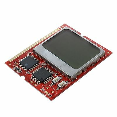 PC LCD Display Motherboard Diagnostic Debug Card Tester Analyzer Laptop PC T3Q4