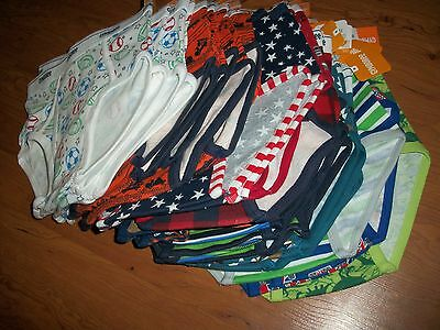 NWT GYMBOREE boy size 7-8, 10-12 underwear/briefs many patterns/colors