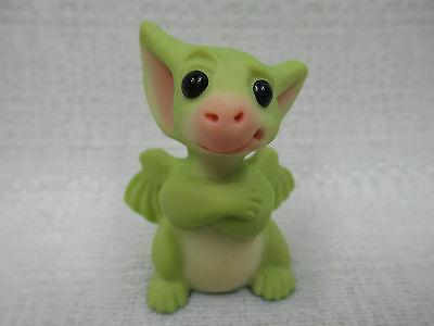 Whimsical World Of Pocket Dragons Highly Skeptical Real Musgrave NIB