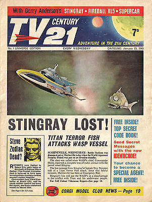 Tv21 /countdown/ 501 Issues/ Only 5 Issues Missing/ Dvd Rom Collection/annuals+