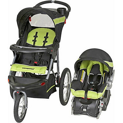 Baby Stroller And Infant Car Seat Jogger Travel System Toddler Seat Pushchair