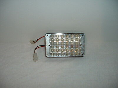 Whelen 400 Led Series 02-0363769255C Used