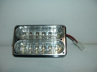 Whelen 400 Led Series 02-0364528255B Used
