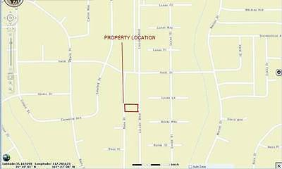 .21 California City Lot. Paved  county Roads and power. GREAT ACCESS. GOOD LUCK.