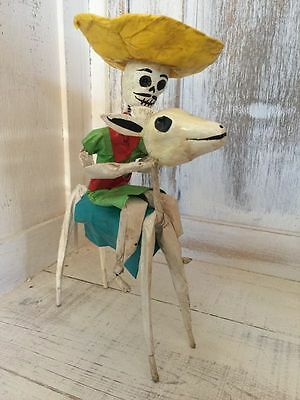 Day of the Dead Figure from Mexico