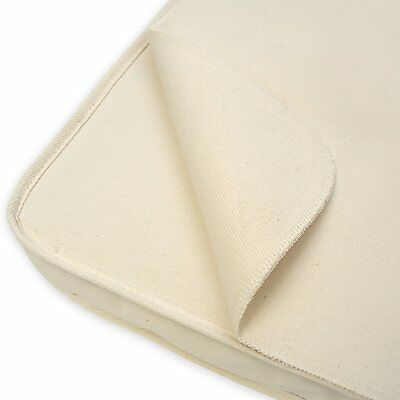 Naturepedic Organic Cotton Waterproof Flat Portable Crib Protector Pad