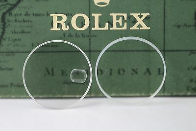 Sapphire Crystal & High Gasket For 36Mm Rolex Datejust 1601 16013 16014 ...