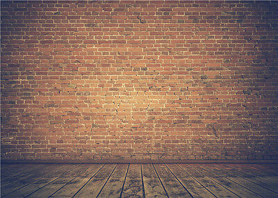 Photo Background for Baby Studio Brick Walls Photography Backdrops Vinyl 7x5FT