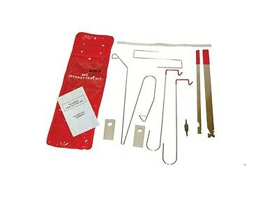 Automotive Lockout Kit and Auto Entry Tools Heavy Duty