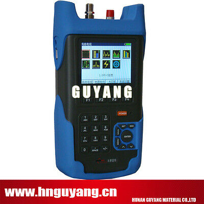 MS7000q  Digital TV/RF Analyzer signal level meter 5~1000MHZ QAM catv meter